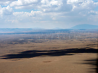 Wind Farm near Laramie, Wyoming.  Sept 2012