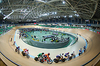 Picture by Alex Whitehead/SWpix.com - 25/03/2018 - Cycling - 2018 UCI Para-Cycling Track World Championships - Rio de Janeiro Municipal Velodrome, Barra da Tijuca, Brazil - A General View (GV).
