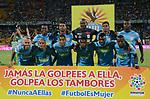 Atlético Nacional venció 1-0 a Jaguares. Fecha 7 Liga Águila I-2018.
