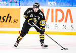 Stockholm 2015-01-04 Ishockey Hockeyallsvenskan AIK - Vita H&auml;sten :  <br /> AIK:s Robin Kovacs i aktion under matchen mellan AIK och Vita H&auml;sten <br /> (Foto: Kenta J&ouml;nsson) Nyckelord:  AIK Gnaget Hockeyallsvenskan Allsvenskan Hovet Johanneshov Isstadion Vita H&auml;sten portr&auml;tt portrait