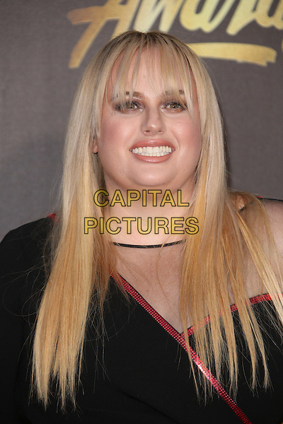 Burbank, CA - April 09 Rebel Wilson Attending 25th Annual MTV Movie Awards at Warner Brothers Studios On April 09, 2016. <br /> CAP/ADM/FS<br /> &copy;FS/ADM/Capital Pictures