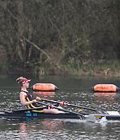 Caversham. Berkshire. UK<br /> <br /> 2016 GBRowing U23 Trials at the GBRowing Training base near Reading, Berkshire.<br /> <br /> Monday  11/04/2016 <br /> <br /> [Mandatory Credit; Peter SPURRIER/Intersport-images]