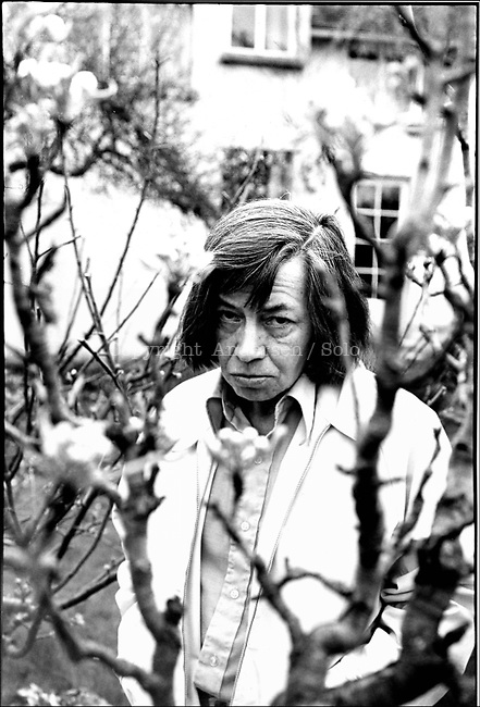 Patricia Highsmith in 1978.