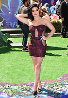 Actress Ariel Winter at the world premiere for &quot;Smurfs: The Lost Village&quot; at the Arclight Theatre, Culver City, USA 01 April  2017<br /> Picture: Paul Smith/Featureflash/SilverHub 0208 004 5359 sales@silverhubmedia.com
