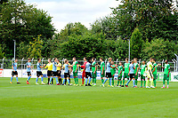 RODINGHAUSEN, Voetbal, Rodinghausen - FC Groningen, voorbereiding  seizoen 2017-2018, 15-07-2017, line up, sfeerbeeld