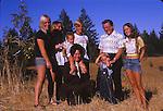 Beach family in Forestville, CA