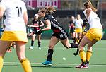 AMSTELVEEN - Hockey - Hoofdklasse competitie dames. AMSTERDAM-DEN BOSCH (3-1) Kelly Jonker (A'dam)   COPYRIGHT KOEN SUYK