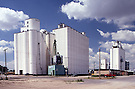 Grain Elevators.Gordon, Nebraska