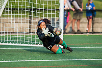 Boston, MA - Sunday September 10, 2017: Abby Smith during a regular season National Women's Soccer League (NWSL) match between the Boston Breakers and Portland Thorns FC at Jordan Field.