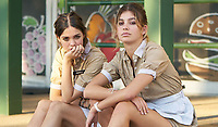 Never Goin' Back (2018) <br /> Maia Mitchell and Cami Morrone   <br /> *Filmstill - Editorial Use Only*<br /> CAP/MFS<br /> Image supplied by Capital Pictures