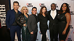 "Andy Karl, Orfeh, Tommy Bracco, Paula Wagner, Kingsley Leggs and Allison Blackwell attends MCC Theater presents ""Miscast 2019"" at The Hammerstein Ballroom on April 1, 2019 in New York City."