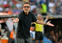 MEDELLIN-COLOMBIA, 29-02-2020: Juan Carlos Osorio, tecnico de Atletico Nacional, durante partido de la fecha 7 entre Atletico Nacional y Deportivo Independiente Medellin, por la Liga BetPLay DIMAYOR I 2020, jugado en el estadio Atanasio Girardot de la ciudad de Medellin. / Juan Carlos Osorio coach of Atletico Nacional during a match of the 7th date between Atletico Nacional and Deportivo Independiente Medellin, for the BetPLay DIMAYOR I Leguage 2020 played at the Atanasio Girardot Stadium in Medellin city. / Photo: VizzorImage / Leon Monsalve / Cont.