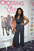 Maurisa Coleman at the &quot;Crossing Over&quot; UK film premiere, Cineworld West India Quay, Hertsmere Road, London, England, UK, on Sunday 06 August 2017.<br /> CAP/CAN<br /> &copy;CAN/Capital Pictures