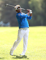 Thongchai Jaidee - PGA European Tour Golf at Wentworth, Surrey 25/05/14 - MANDATORY CREDIT: Rob Newell/TGSPHOTO - Self billing applies where appropriate - 0845 094 6026 - contact@tgsphoto.co.uk - NO UNPAID USE