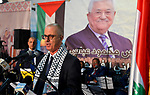 Palestinian Prime minister Rami Hamdallah takes part the Palestinian-Lebanese wedding celebration, in Beirut, Lebanon, on January 19, 2019. Photo by Prime Minister Office