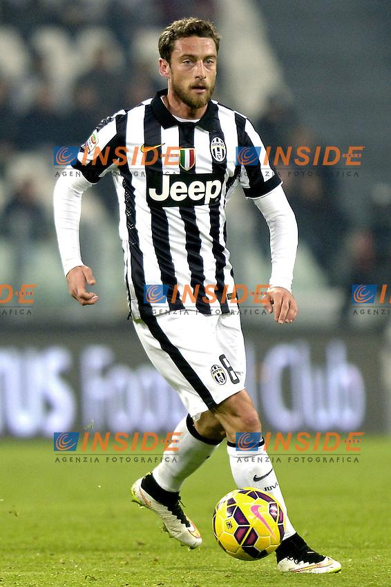 Claudio Marchisio Juventus,<br /> Torino 20-02-2015, Juventus Stadium, Football Calcio 2014/2015 Serie A, Juventus - Atalanta, Foto Filippo Alfero/Insidefoto