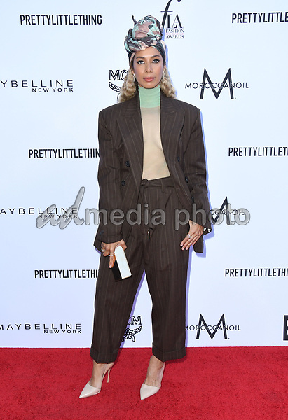 08 April 2018 - Beverly Hills, California - Leona Lewis. The Daily Front Row's 4th Annual Fashion Los Angeles Awards held at The Beverly Hills Hotel. Photo Credit: Birdie Thompson/AdMedia