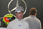 02.07.2010, Norisring, Nuernberg, GER, 4. DTM Lauf Norisring 2010, im Bild<br /> Ralf Schumacher (Laureus AMG Mercedes) zieht ein langes Gesicht<br /> Foto: nph /  News