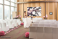 Wedding promotion photo for W Hotel Hong Kong..Model: Phuong Rouzaire.Makeup Artist: Rhine Wong.Hair Stylist: Tim Wong.Photographer: Imagennix | Scott Brooks.Location: Function Room