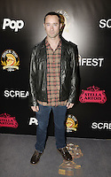 HOLLYWOOD,CA - OCTOBER 18: Matt Mercer attends the TRASH FIRE / Screamfest red carpet at TCL Chinese Theater in Hollywood, California on October 18, 2016. Credit: Koi Sojer/Snap'N U Photos /MediaPunch