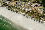 Nederland, Friesland, Ameland, 05-08-2014; Noordzeestrand van Nes.<br /> Wadden island Ameland, North sea beach. <br /> <br /> luchtfoto (toeslag op standard tarieven);<br /> aerial photo (additional fee required);<br /> copyright foto/photo Siebe Swart