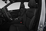Front seat view of 2018 Mercedes Benz GLE-Class GLE350 5 Door SUV Front Seat  car photos