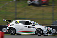 #76 Robert GILMOUR (GBR) DPE Motorsport Alfa Romeo Giulietta TCR during TCR UK Championship as part of the BRSCC TCR UK Race Day Oulton Park  at Oulton Park, Little Budworth, Cheshire, United Kingdom. August 04 2018. World Copyright Peter Taylor/PSP. Copy of publication required for printed pictures.