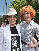 LOS ANGELES, CA -APRIL 7: Lily Tomlin, Kathy Griffin, at Grand Opening Of The Los Angeles LGBT Center's Anita May Rosenstein Campus at Anita May Rosenstein Campus in Los Angeles, California on April 7, 2019.<br /> CAP/MPIFS<br /> &copy;MPIFS/Capital Pictures