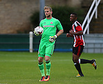 George Long of Sheffield Utd during the U23 Professional Development League Two match at the Local Look Stadium, Sheffield. Picture date: September 26th, 2016. Pic Simon Bellis/Sportimage
