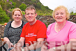 BACK HOME: Relaxing at his home at Caragh Lake on Sunday evening, having returned from Everest ,was Timothy O'Connor (centre) with his sister, Martina Dineen (left) and mother, Mary O'Connor.   Copyright Kerry's Eye 2008