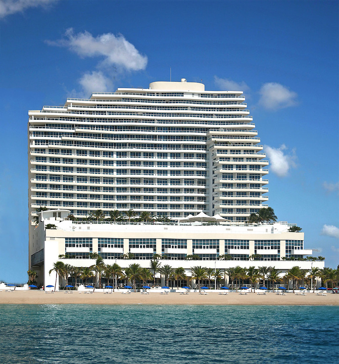 Ritz Carlton Fort Lauderdale Architects Arquitectonica 2006