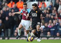 West Ham Utd v Manchester Utd 29-Dec-2007