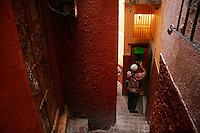 Guanajuato Guanajuato Mexico, ciudad colonial sede Festival Internacional Cervantino.<br /> (*Luis*Gutierrez*/NortePhoto)<br /> <br /> **CREDITO*OBLIGATORIO** *No*Venta*A*Terceros*<br /> *No*Sale*So*third*...