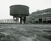 1977 November..Redevelopment.Downtown West (A-1-6)..Freemason Harbor.Molasses Tank...NEG#..