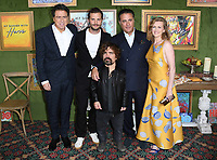 04 October 2018 - Los Angeles , California - Sacha Gervasi, Jamie Dornan, Peter Dinklage, Andy Garcia, Mireille Enos . &quot;My Dinner with Herve&quot; Los Angeles Premiere held at Paramount Studios.     <br /> CAP/ADM/BT<br /> &copy;BT/ADM/Capital Pictures