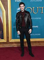 "13 February 2020 - Los Angeles, California - David Berry. ""Outlander"" Season 5 Los Angeles Premiere held at the Hollywood Palladium. Photo Credit: Birdie Thompson/AdMedia"