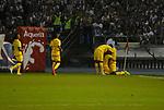 Independiente Santa Fe venció como visitante 1-0 a  Junior. Fecha 16 Liga Águila II-2017.