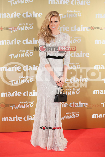 Judith Masco attends Marie Claire´s XII Fashion Prix ceremony in Madrid, Spain. November 19, 2014. (ALTERPHOTOS/Victor Blanco)