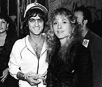 Jimmy Iovine and Stevie Nicks 1980.© Chris Walter.