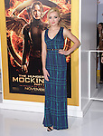 Peyton List at The  Los Angeles Premiere of The Hunger Games: Mockingjay - Part 1 held at  Nokia Theatre L.A. Live in Los Angeles, California on November 17,2014                                                                               © 2014 Hollywood Press Agency