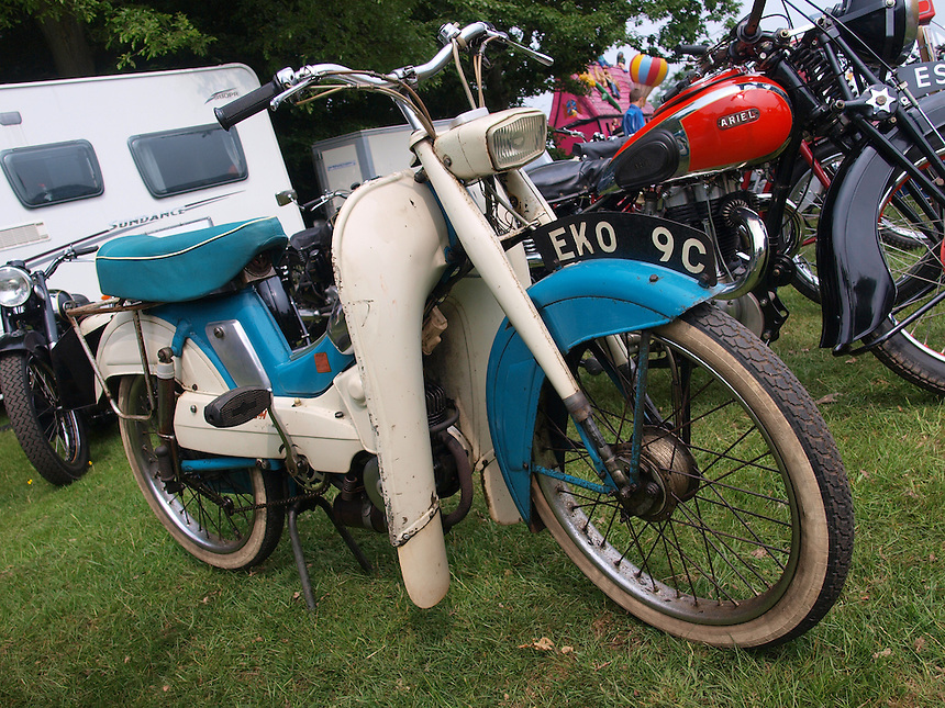 Raleigh Runabout Mopeds