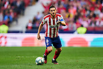 Jorge Resurreccion 'Koke' of Atletico de Madrid during La Liga match between Atletico de Madrid and Sevilla FC at Wanda Metropolitano Stadium in Madrid, Spain. March 07, 2020. (ALTERPHOTOS/A. Perez Meca)