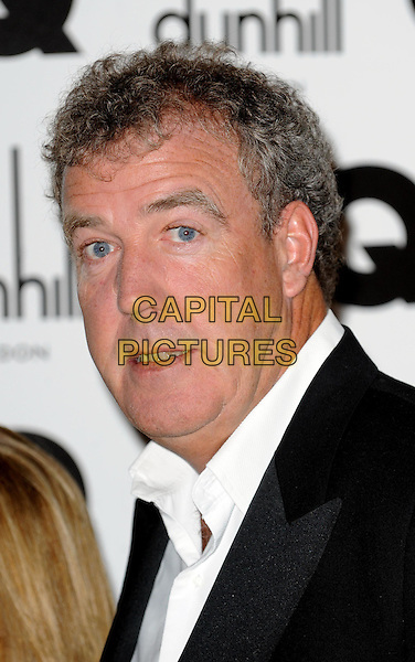 Jeremy Clarkson .GQ Men Of The Year Awards 2011 arrivals, Royal Opera House, London, England..September 6th, 2011.headshot portrait black white.CAP/WIZ.© Wizard/Capital Pictures.