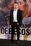 Spanish actor Jan Cornet poses during `Por un punado de besos´ premiere film photocall at Callao cinemas in Madrid, Spain. May 14, 2014. (ALTERPHOTOS/Victor Blanco)