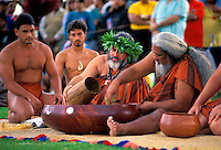 "EDITORIAL ONLY. Ceremony using  """"awa,"""" a Hawaiian  medicinal plant"