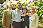 Vassar College graduates, family, friends celebrate on.Graduation Day, May 24, 2009.