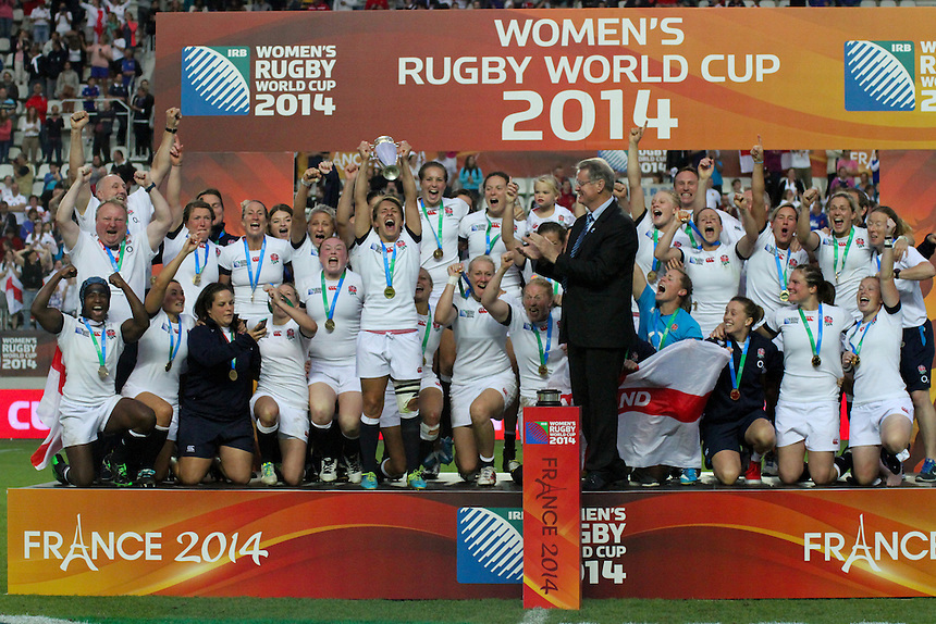WRWC Final England v Canada 17 August 2014