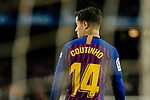 Philippe Coutinho of FC Barcelona in action during the La Liga match between Barcelona and Real Sociedad at Camp Nou on May 20, 2018 in Barcelona, Spain. Photo by Vicens Gimenez / Power Sport Images