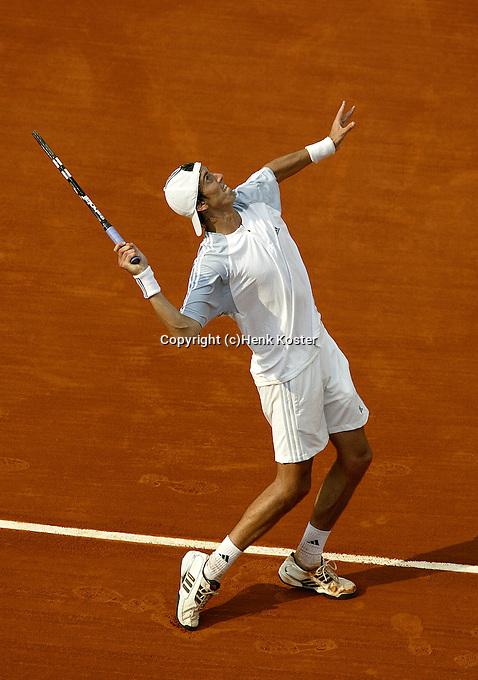 20030530, Paris, Tennis, Roland Garros, Chela