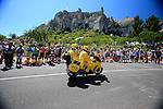 Stage 6 Aix en Provence - Montpellier